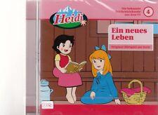 HEIDI + CD + Original Hörspiel zur TV Serie + Folge 4: Ein neues Leben + NEU