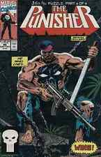 PUNISHER #40 VERY FINE/ NEAR MINT 1990 MARVEL COMICS