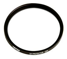 Tiffen 46mm UV lens filter for Panasonic LUMIX G 20mm f/1.7 II ASPH. protection