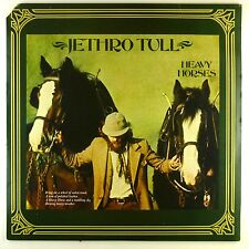 "12"" LP - Jethro Tull - Heavy Horses - M1028 - washed & cleaned"