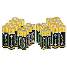 16pcs AAA+16pcs AA Alkaline Batteries Gaoneng 1.5V Bulk Single Use Batteries Set