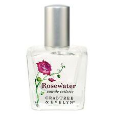 Crabtree & Evelyn Rosewater miniature fragrance /mini perfume EDT 15ml