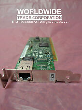 IBM 1959 03N4700 10/100/1000 Base-TX Ethernet LP PCI-X Adapter for 9115-505