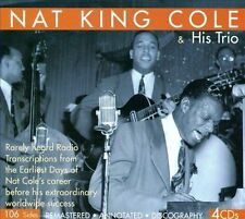 """Cole,Nat King & His ""-Rare Radio Transcriptions CD NEW"