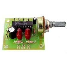 1W Stereo Amplifier Kit with Volume Control ( KIT_139 )