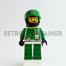 LEGO Minifigures - 1x sp037 - Space Police Astronaut - Space Omino Minifig 6984