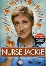 Nurse Jackie: Season 2 [3 Discs] (2011, REGION 1 DVD New) WS