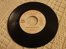 MOBY GRAPE  CAN'T BE SO BAD/BITTER WIND COLUMBIA 44567 PROMO