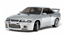Tamiya 58604 1/10 EP RC Car TT02-D Drift Chassis Nissan Skyline GT-R R33 w/ESC