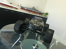 TOP1RC HURRICANE 2.4GHZ 1/8 4WD RC CAR ELECTRIC BRUSHLESS MONSTER TRUCK
