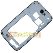 Original Housing Back Chassis Frame For Samsung Galaxy Note 2 II LTE N7105 White