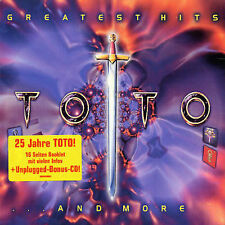 Greatest Hits...And More by Toto [3 Discs Box Set] (CD, 2002, Sony) LIKE NEW