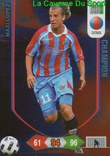 MAXI LOPEZ CALCIO CATANIA CHAMPION CARD CALCIATORI ADRENALYN PANINI 2011