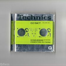 Technics DJ-Set Volume Six - 2CD MIXED - TRANCE HARD TRANCE