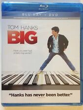 NEW/SEALED - Big (Blu-ray/DVD, 2013, 2-Disc Set, 25th Anniversary Edition)