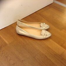 Tods shoes for women- golden color- size 37 1/2