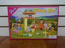 Gloria,Barbie Doll House Furniture/(9966) Petting Zoo