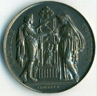 WEDDING MARRIAGE French Silver Medal 1860 by Pingret MARIAGE CHRETIEN