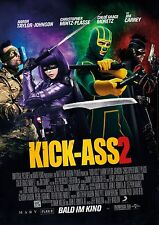 POSTER KICK ASS 2 CHLOE GRACE MORETZ HIT GIRL STARS AND STRIPES MOTHERFUCKER #10