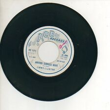 JIMMY CLANTON 45 RPM Promo I'M GONNA TRY / ANOTHER SLEEPLESS NIGHT Excellent+