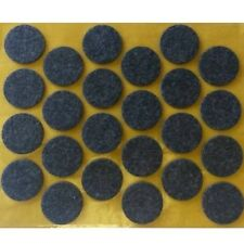 24. Strong Heavy Duty (25mm) Self Adhesive Felt Furniture Pads