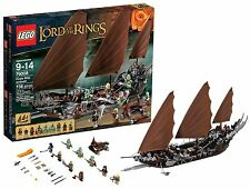 Lego LOTR The Lord Of The Rings 79008 Pirate Ship Ambush NEW