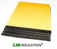 5 Sheets Classic Car Bitumen Sound Deadening Material 2.8Kg 2mm Restoration UK