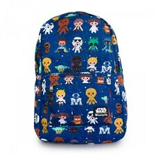 Star Wars Baby Character Nylon Backpack by Loungefly and Disney
