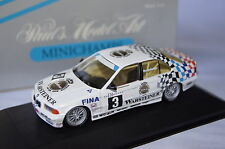 BMW 318i e36 ADAC TW CUP 1994 Burgstaller 1:43 Minichamps Nuovo & Ovp 430942003