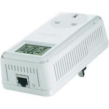 Devolo dLan 200 AVsmart+ 200 Mbps Homeplug AV Adapter with LCD Screen