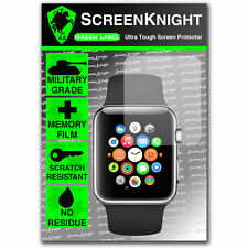 ScreenKnight Apple Watch 38MM SCREEN PROTECTOR invisible military shield