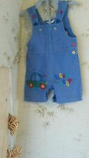 Baby boy dungaree,size12-18mnths,used,read description