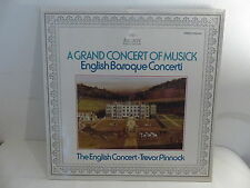 A grand concert of musick english baroque concerti dir PINNOCK 2533423