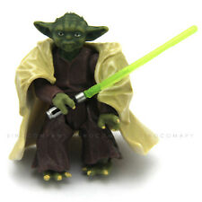 NEW Movie Star Wars Toy Yoda 2004 Empire Strikes Back 2in. Action Figure S363