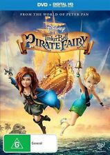 Tinker Bell And The Pirate fairy : DVD Region 4 (Walt Disney)
