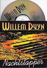 WILLEM DUYN - Nachtstapper CD SINGLE 2TR DUTCH CARDSLEEVE 1996 (KOCH)