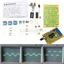 ICL8038 12V DC Function Signal Generator Module Sine Square Triangle Wave Output
