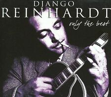 Only The Best [2 CD] Django Reinhardt Audio CD