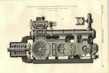 1896 Triple Expansion Engines Tugboat Ocean Royal Engineering