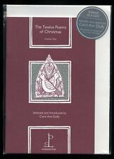 Carol Ann Duffy - The Twelve Poems of Christmas: Volume Two; SIGNED 1st/1st