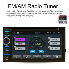 """6.5"""" 4-Core Android 4.4.4 HD 2 Din Car DVD Player Bluetooth Touch GPS Radio OBD2"""