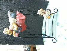 WINE BOTTLE HOLDER WITH CHEF