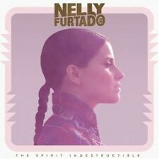 "NELLY FURTADO ""THE SPIRIT INDESTRUCTIBLE (DELUXE EDT.)"" 2 CD NEU"