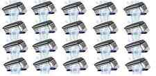 Schick Hydro 3 Refill Razor Blade, 20 Cartridges (Unboxed)