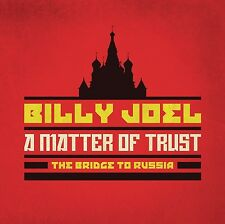 Billy Joel-A Matter of trust: the Bridge to russia: Deluxe Ed 3 CD NEUF