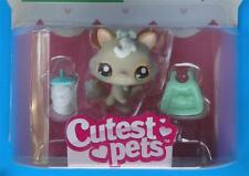 Littlest Pet Shop LPS Baby Pets Cutest Pets Rare Baby Cat Kitten #2555 New NIP