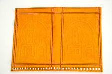 portafogli in pelle marocchino portacarte portafoglio borsa pochette inciso