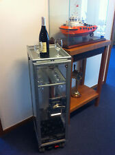 Trolley, Flugzeug, Airline, Aircraft Cart, Galley, Bar,Geschenk, Gift, SWISS