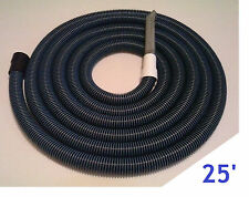 Ridgid, Shop Vac and Craftsman 25' Vacuum Hose: Fits most Wet/Dry Vacs - RV-25