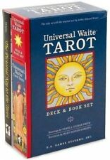 Universal Waite Tarot Deck and Book Set by Authur Edward Waite 9780880794169